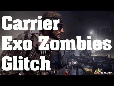 Call of Duty: Advanced Warfare - Truco (Glitch/Bug): Modo dios en Carrier Exo Zombies - Trucos