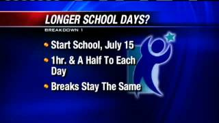 OKC Schools Considering Making Days Longer