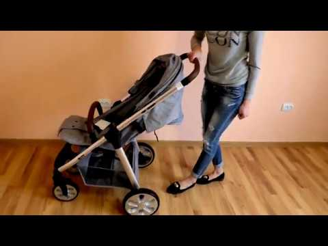 ABC Design mint stroller