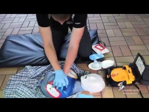 How To Do Adult CPR and AED?