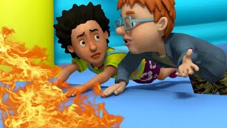 Fireman Sam 🌟Hang on Norman! 🔥New Episodes 🔥 Kids Cartoons