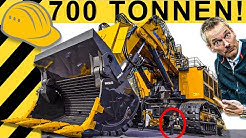 UNFASSBAR! 700 TONNEN MONSTER BAGGER aus China! | bauma China Rundgang