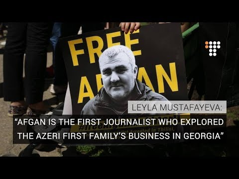 """Georgia Agreed To This Abduction"" – Wife Of Azerbaijani Journalist"