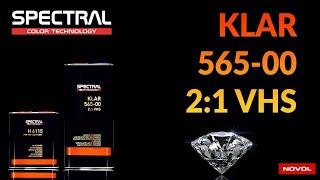 Самый быстрый автомобильный лак - Spectral KLAR 565-00! Эстетика без полировки после полимеризации