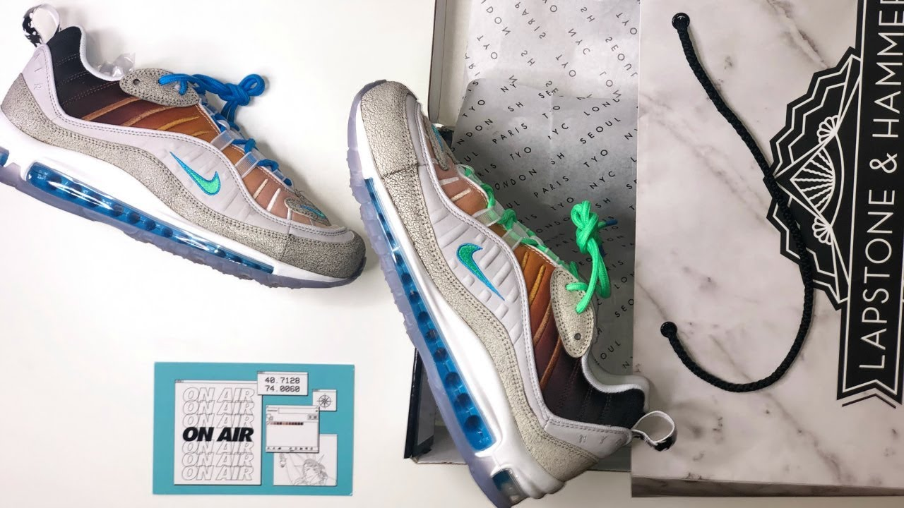 c3c8b1ab9e HONEST REVIEW OF THE NIKE AIR MAX '98