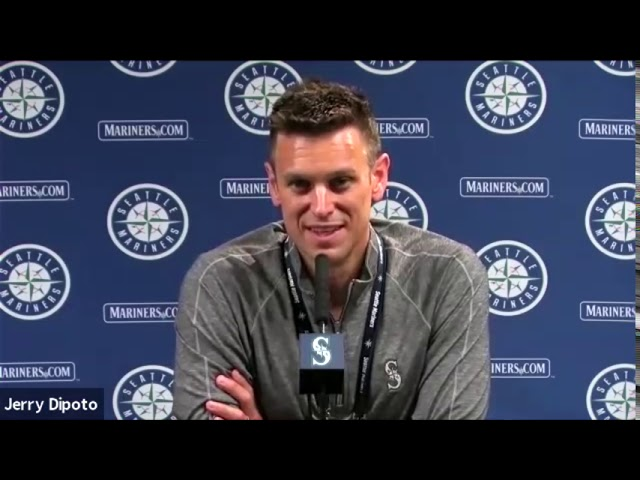 Jerry Dipoto on Trades 2020-09-01