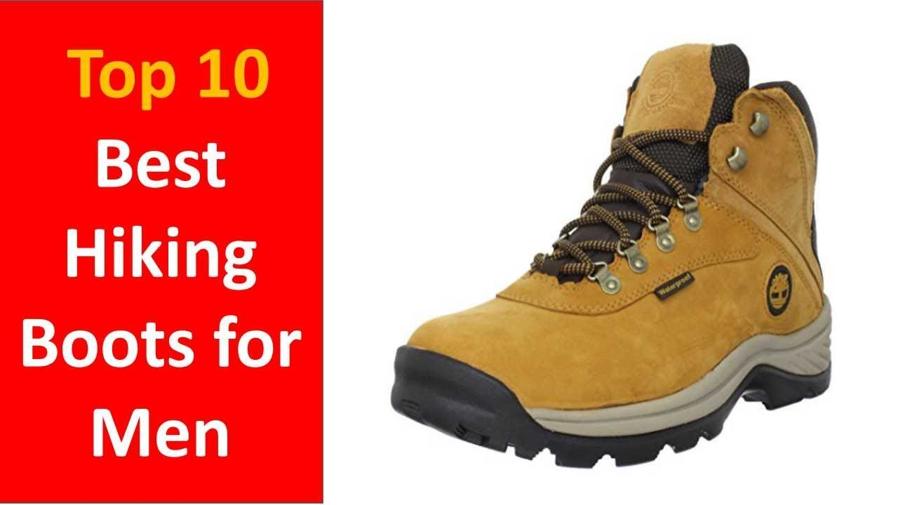 c7c26537af4 Top 10 Best Hiking Boots For Men Reviews || Best Hiking Boots 2017/2018