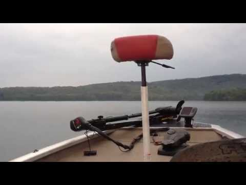 2001 Bass Tracker Pro Team 175 Xt 25 Hp Mariner Outboard Cruising Youtube