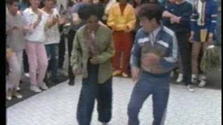 (high quality) The Pilot (Breakdance/B-boy Short movie) part 1 1984