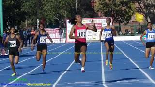 HIMA DAS WINS  400m AT FED. CUP.  NATIONAL Sr. MEET-2018