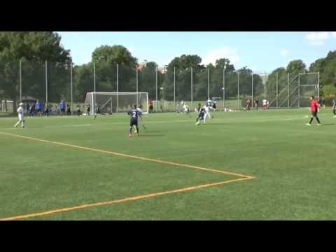 MTK-MFS 2004  -  TuNL 1. félidő  BP Stadium Cup 2014 Stockholm