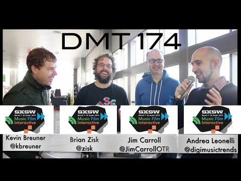 DMT 174: Echo Nest and Spotify, Pono, MILK + interviews with Spotify and OpenAura