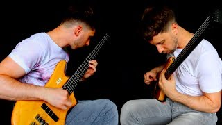 MUSE 'RESISTANCE' - Fretless & Fretted Bass