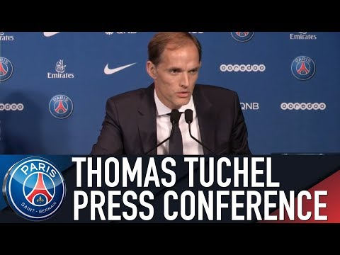 THOMAS TUCHEL PRESS CONFERENCE