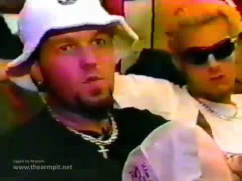 Limp Bizkit - Interview & Live Footage (Box Talk 1998)