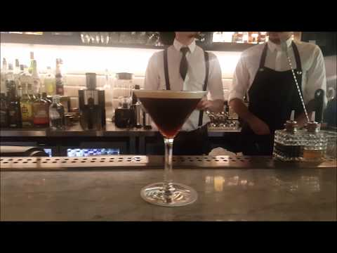 Espresso Martini Kokteyli