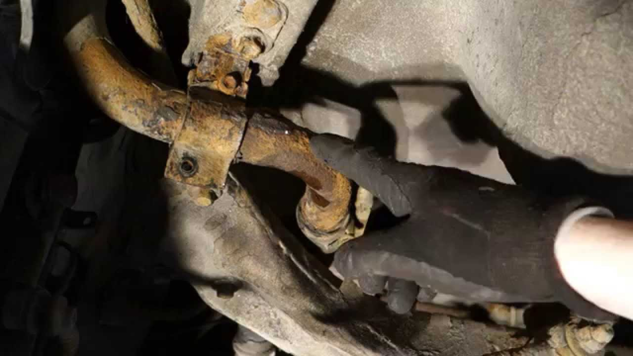 How To Fix Leak In Fuel Tank Inlet Tube Car Or Truck