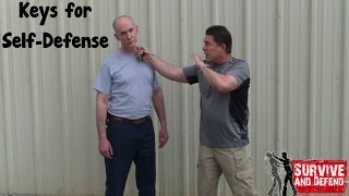 Using Keys To Defend Yourself