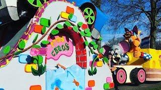 LIVE: Carnavalsoptocht in Waskupenstad ('s-Heerenberg)
