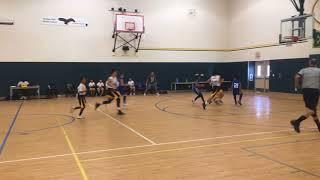 2018 Summer NJB Taichi Jaguars Playoffs 081818 4th Quarter continue