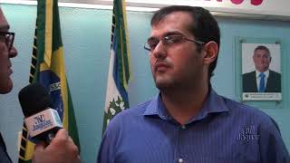 Tiago Régis falou da importância do envolvimento das autoridades defesa da coleta seletiva