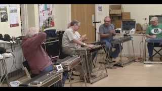 Pedal Steel Guitar..Bob Adams..Sweet Dreams