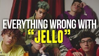 """Everything Wrong With PRETTYMUCH - """"Jello"""""""