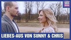 GZSZ Interview | Valentina Pahde und Eric Stehfest über das Liebes-Aus von Sunny und Chris
