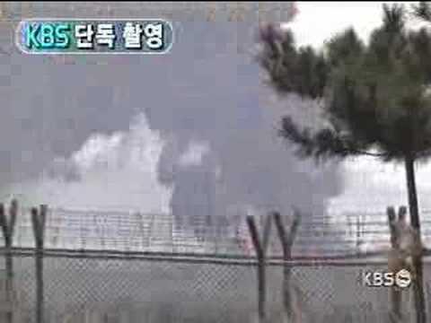 F-16 crash at airshow in Japan