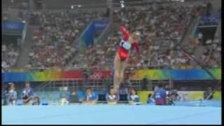 Extremely Difficult Tumbling Passes Performed by American Gymnasts