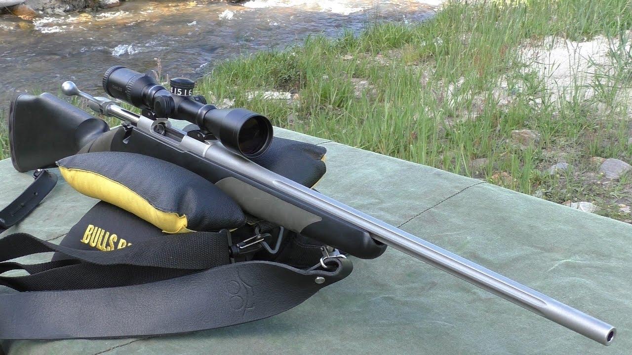 NEW Civilian! - SAKO TRG M10 Sniper Rifle - SHOT Show 2015 - YouTube