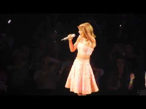 How You Get The Girl  Montreal, July 7th 2015  1989 World Tour