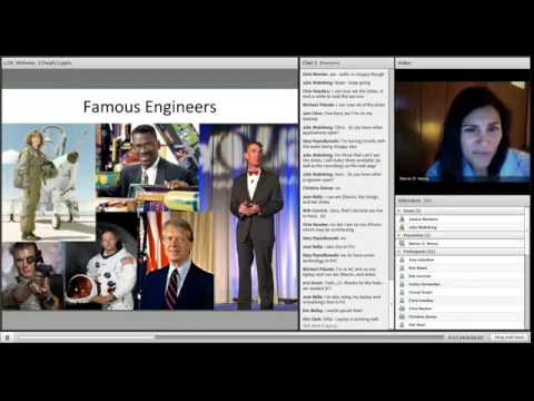 GLOBE Webinar: STEM Career Speaker (Sharon Kenny)