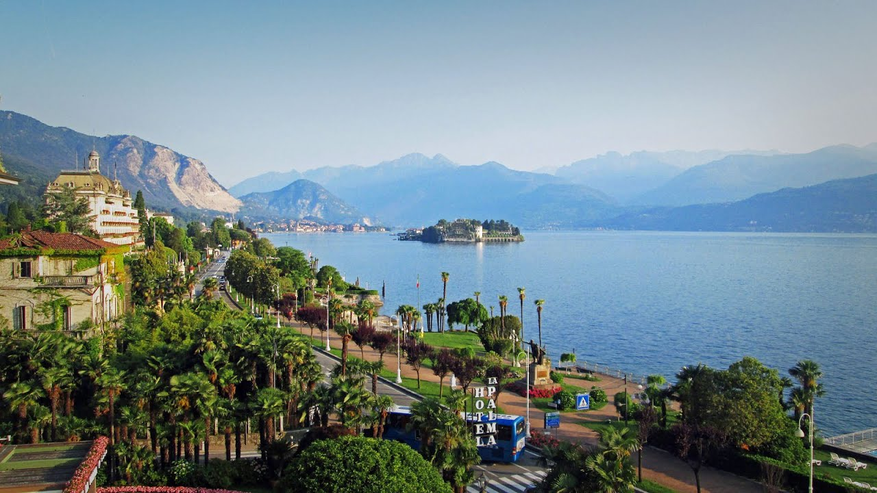 Stresa Lake Maggiore Travel In Northern Italy Youtube