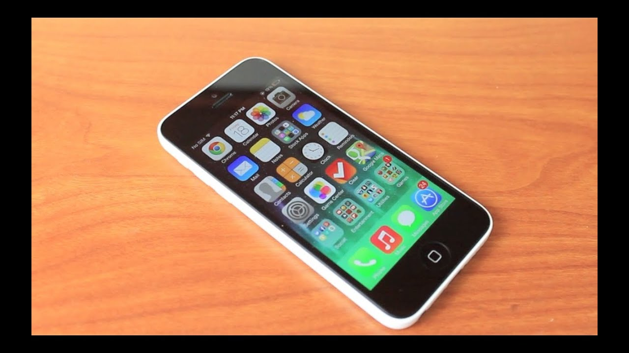 iphone 5c reviews iphone 5c review 11130