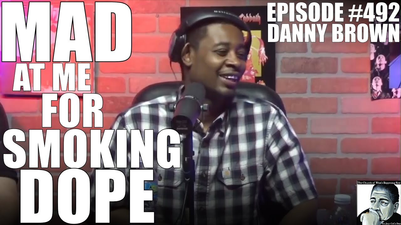 How to smoke weed on a movie set! Danny Brown and Joey Diaz hash it all out...