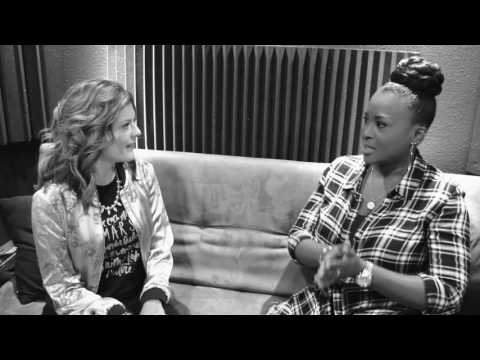 The Black & White Sessions: Angie Fisher Interview