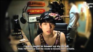[ENG] 130718 Jungkook's Log