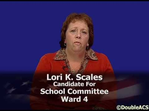 Election 2013 Candidate Statements: Lori K. Scales