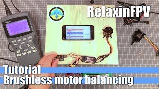 🛠️ Tutorial - How to balance brushless motors