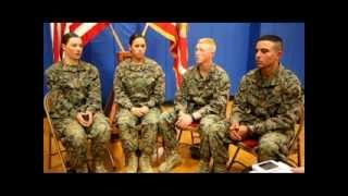 First Female Marines Graduate From Infantry School