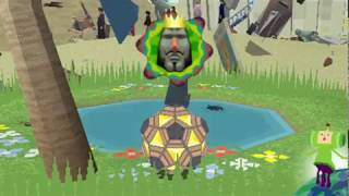 Me And My Katamari camel stage - $91,771