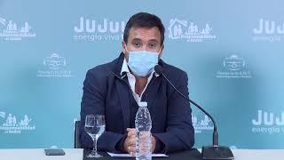 En Vivo: Teleconferencia del ministro de turismo, Federico Posadas