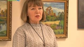 В центральной библиотеке г. Конаково открылась выставка местных художников