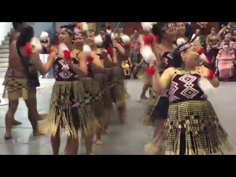 Maori Mana - 2016 Merrie Monarch Opening Hula