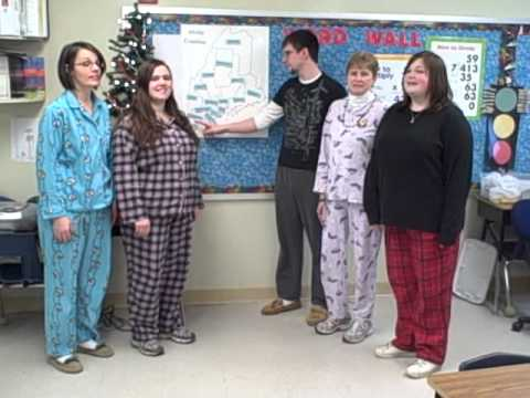 Maine County Song sung by Teachers in Pajamas