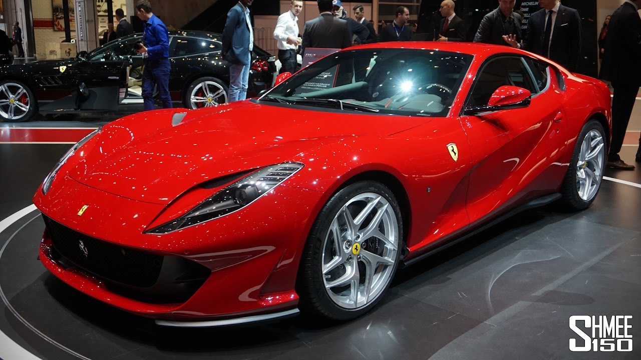 FIRST LOOK: Ferrari 812 Superfast