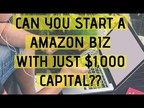 💣 Can you Start a Amazon FBA Business with Less than $1,000 ? [THE TRUTH] 💪