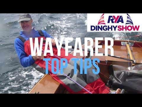 Wayfarer Top Tips - Reefing the Mainsail