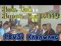 VIDEO: Turnamen Bola Voli Bupati Cup, Puluhan Klub Bersaing di GOR Disdikpora